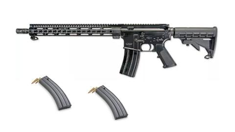 Full-Auto AR15  Shooting Package