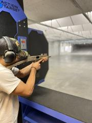 Full-Auto Uzi Shooting Package