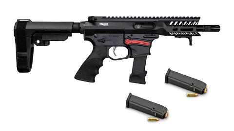 Full-Auto Falkor Shooting Package