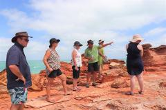 Broome Welcome to Town Tour - All Entry Fees and Transport Included