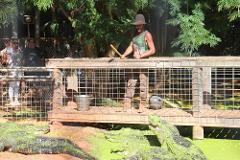 Broome Crocodile & Wildlife Park Feeding Tour - All Entry Fees and Transport Included