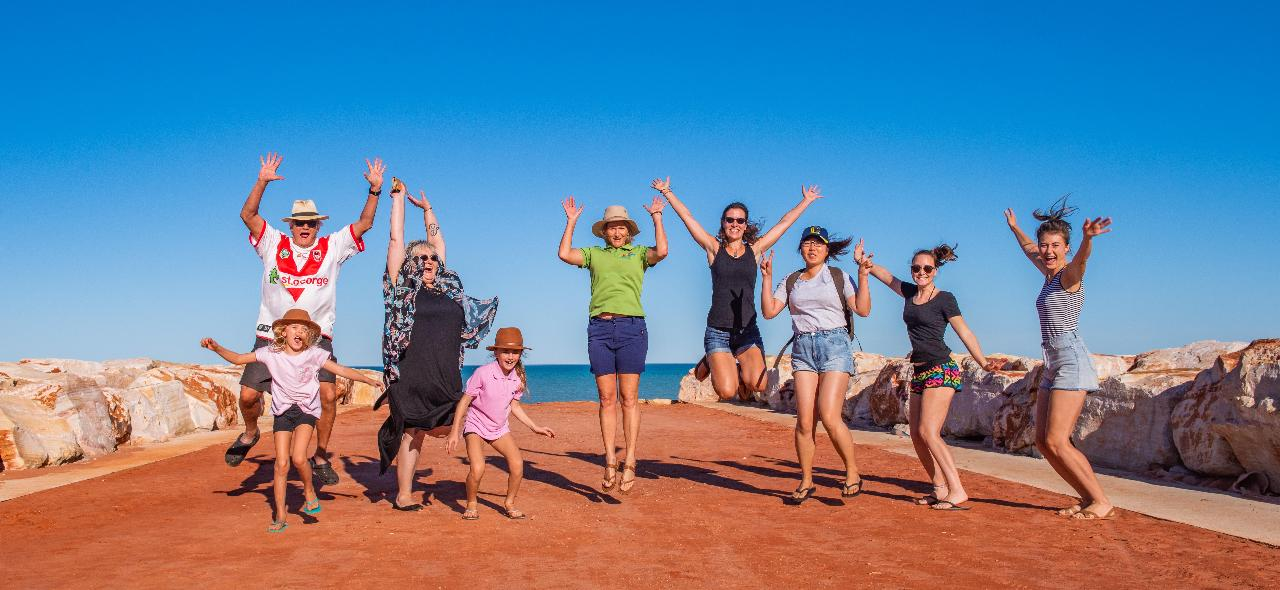 Broome Panoramic Town Tour - Best of Broome sights and history tour