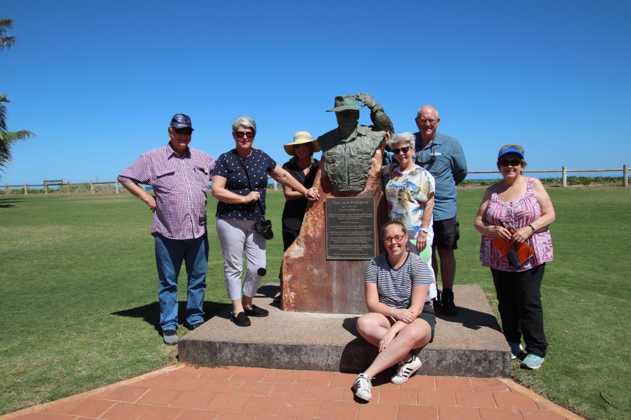 Welcome to Broome Town Tour - All Entry Fees and Transport Included