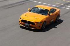 V8 Mustang Hot Lap Experience