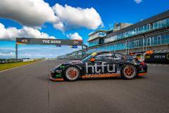 Porsche 911 GT3 Cup Hot Lap Experience