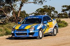 Rally Car Hot Lap Experience