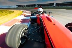 Formula 3 Drive Experience add-on - Platinum Driver Experience