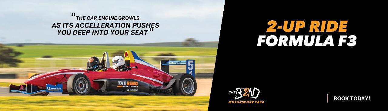Formula 3 Hot Laps