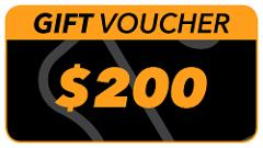 The Bend Experiences Gift Voucher $200