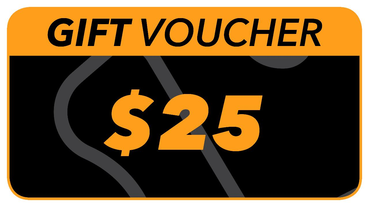 The Bend Experiences Gift Voucher $25