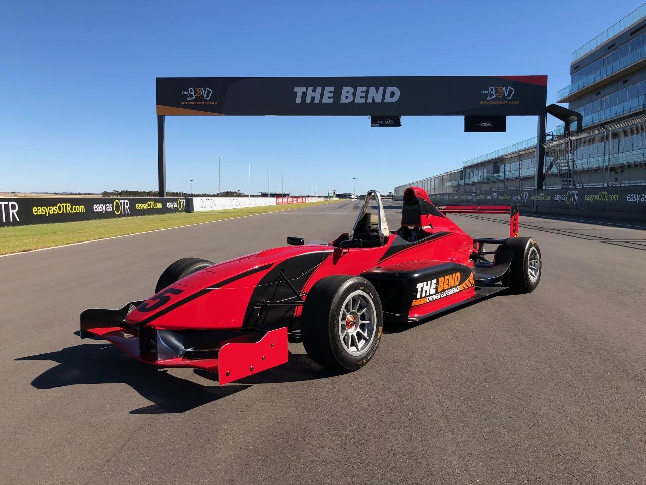 Formula Toyota Hot Lap Experience