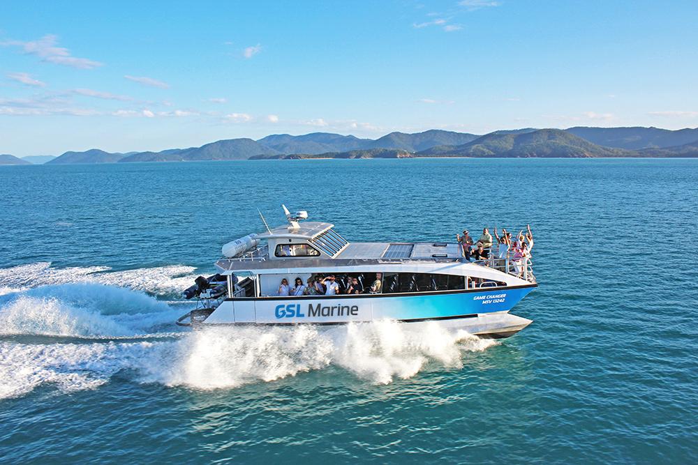 Whitsunday Island Adventure
