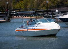 Haines Hunter Half Cabin Boats - No License Required