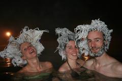 Takhini Hot Springs - Evening Tour