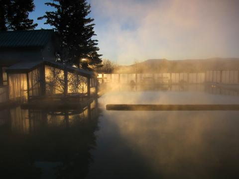 Yukon's Wildlife & Hot Springs