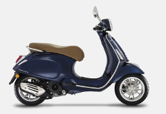 VESPA Lifestyle - Guided Self-Drive City-Tour in Whitehorse