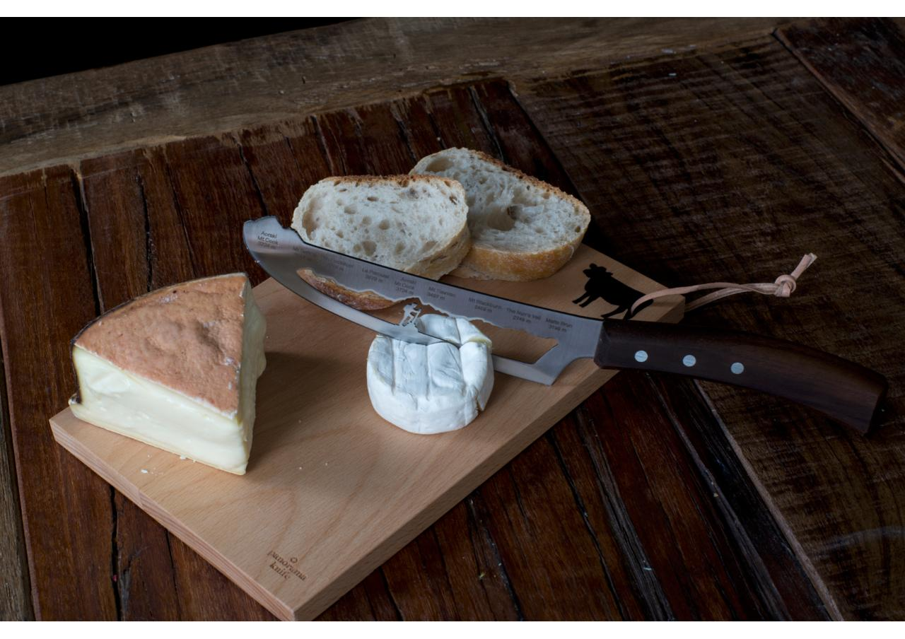 The Mt Cook Cheese Knife