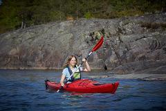 Kayak solo basic - Läckö