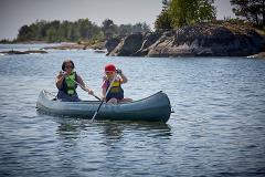 Canoe - Läckö