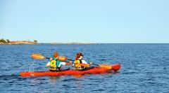 Kayak tandem 2-seater - Läckö