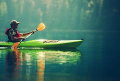 Overnight Single Kayak Adventure