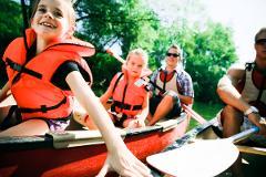 10-Mile Canoe Adventure