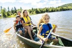 5-Mile Canoe Adventure