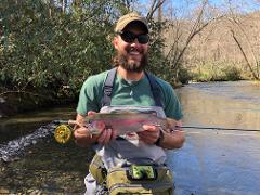 Full Day Fly Fishing Trip