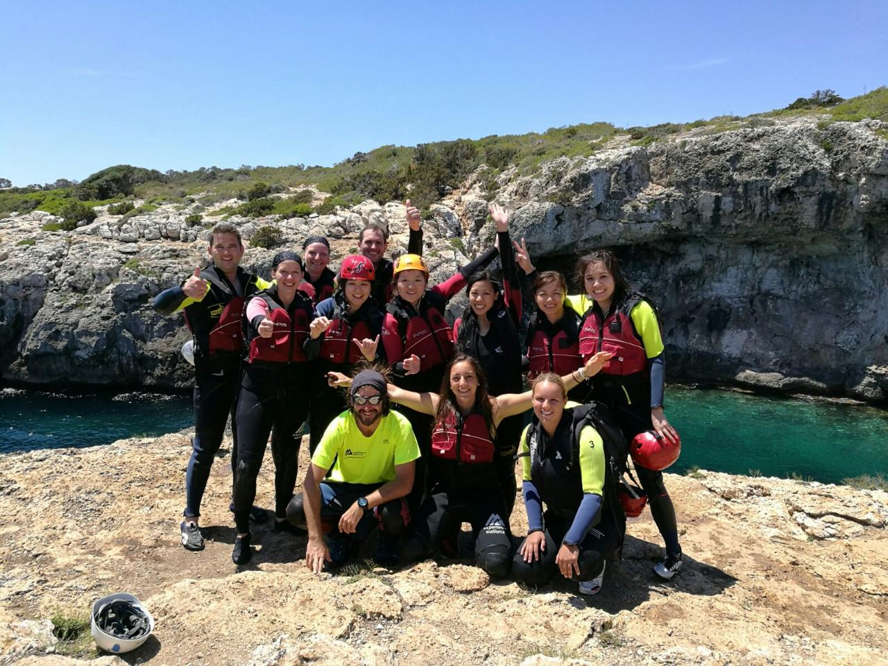 Coasteering South *AKA Cliff jumping