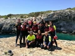 Private Tour - Coasteering