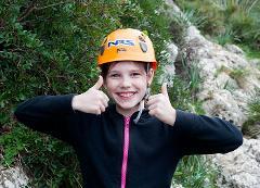 Special Rock Climbing  8 - 12 yrs