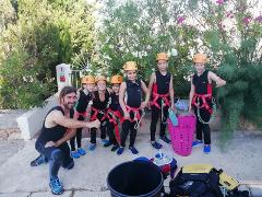Special Coasteering South -  8 years to 12 years,