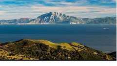 GIBRALTAR HELICOPTER TOUR - SEE AFRICA (Shared Tour)