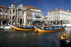 From Porto: Aveiro Private Tour Half Day