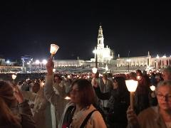 From Lisbon: Fátima, Batalha, Alcobaça and Óbidos Private Tour with Candle Procession Full Day