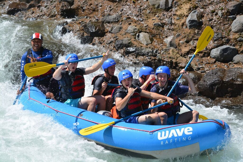 Pure Trek Canyoning & Rafting