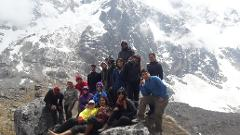 Salkantay Trek 5D/4N to Machu Picchu return by bus . All included!