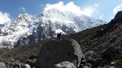 Salkantay Trek 5D/4N to Machu Picchu - return by train . All included!
