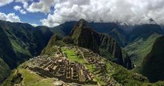 Machu Picchu 2D/1N by bus + hike & return by train!