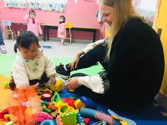 Assist Teachers in Preschool