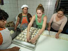 Volunteer in a Community Soup Kitchen