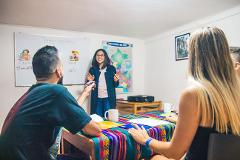 Spanish Lessons - Cusco - 4 Weeks - 80 Hours
