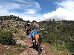 Horse riding Cusco