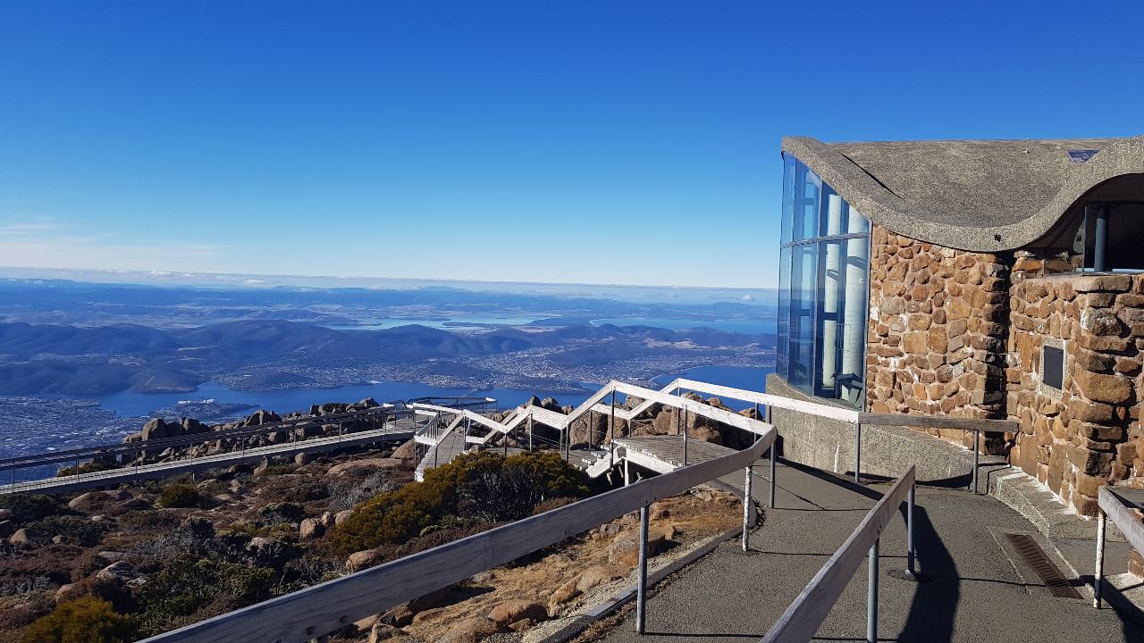 Mt Wellington Sunset Tour
