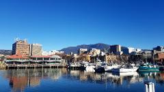Three Peaks of Hobart & Half-Day City Tour