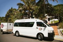 24 Seater Coach Charter Ballina Airport to Byron Bay