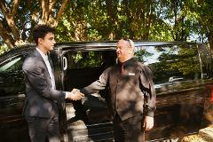 Premium Private 4 Seat Sedan Transfer from Ocean Shores to Ballina Airport