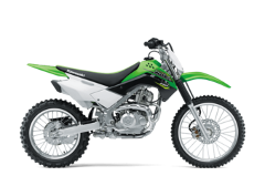Kawasaki KLX-140A (Small Wheel)