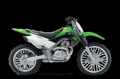 Kawasaki KLX-140A (Small Wheel)