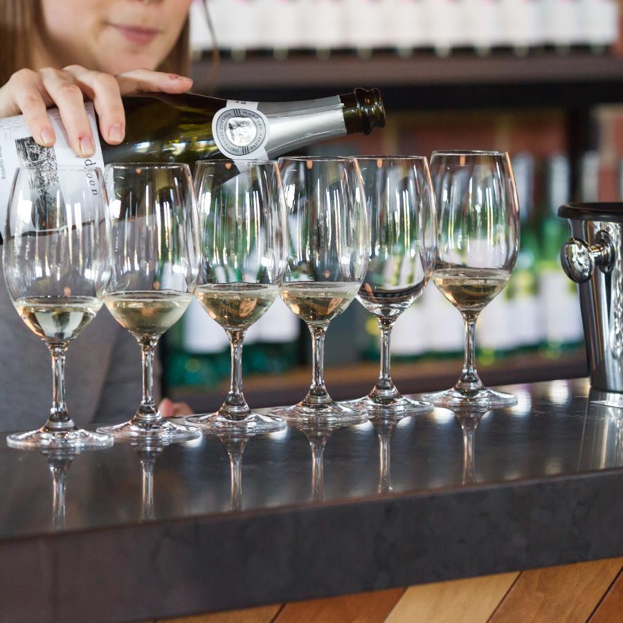 Group Wine Tasting at Mandoon Estate